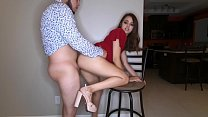 Gorgeous Gf gets a huge Creampie preview image