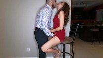 Gorgeous Gf gets a huge Creampie