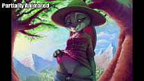 Partially Animated: The best of Judy Hopps art ...