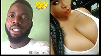 Big lagos girls show there breast in a funny way thumb