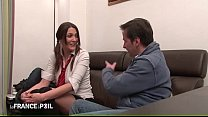 Interview casting of a french amateur couple