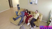 17513 StepSiblingsCaught - Cumming Inside My StepSis During Movie! S8:E1 preview