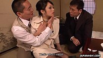 Asian bitch Kurosawa getting fucked