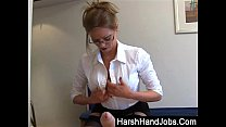 Harsh Handjobs from Holly Kiss - download porn videos