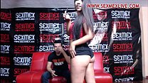 Mexican whore Elizabeth from sexmexlive gets fu...