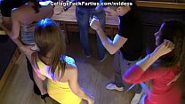 Student Girls Go Wild At A Sex Party