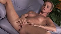 Gifted Brooke Cherry Finger Fucks To A Perfect Wet Orgasm!