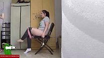 A good blowjob in chair. RAF084