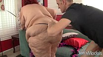 Free mature granny models video