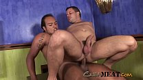 Cum Meat -  Dirty ATM Sex for RAW latino Couple