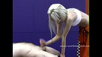 Masseuse sets a new record in timed masturbation