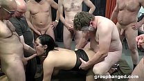 Catch the Full HD Video at GroupBanged.com