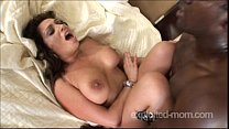 Big tit greek milf fucking black guys cock in Hot Milf Sex Video