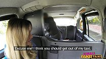 Female Fake Taxi Cabbie legend gets a good rimming thumbnail