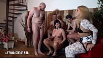 Savannah Belgium plays ravenous for a gang-bang... thumb