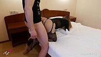 Screenshot Young lover suc ked and fucked in a hotel Ass  in a hotel Ass