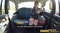 Fake Taxi Big sexy Spanish ass bounces as tight pussy fucked in cab thumbnail