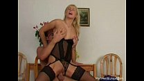 7073 Perfect Czech Blonde Classy MILF preview