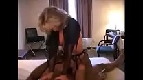 Cuckold husband watch his wife creampied by bbc