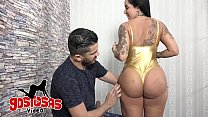 boy who gets up in the street the policeman punishes in jail - elisa sanchez - scene 4k