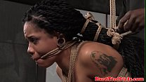 Tiedup Jessica Creepshow punished with toys - download porn videos