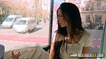 Amazing Alexa Tomas makes Money Stripping off h...