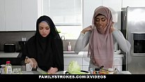 Pleasuring My StepSister (Milu Blaze) In Her Hijab
