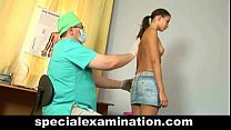 Nude Vaginal Examination
