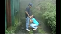 Indian Couple Fuck In The Rain - download porn videos