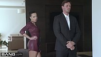 ?Glamkore - Cheating wife Anna Rose fucks her body guard ? pornhub video