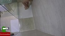 Fucked in the transparent shower - 9Club.Top