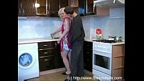 Russian Mom With Son In Kitchen Free Porn Video...'s Thumb