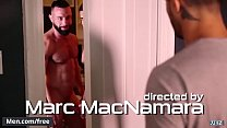 Men.com - (Damien Stone, Eddy Ceetee) - Look What I Can Do Part 2 - Drill My Hole - Trailer preview