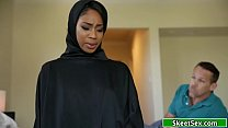8175 Black arab teen cremapied by guardian preview