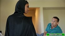 14068 Black arab teen cremapied by guardian preview