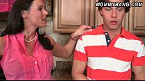 Katie St Ives caught by her stepmom having sex ...