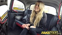 Fake Taxi Cute blonde tax inspector likes kinky rough sex thumbnail