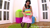 Teeny With Fantastic Ass Taking Raw Anal