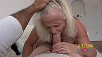 Naughty Mature Whore Cums On A Huge Cock And Lo...