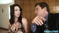 6420 Busty milf banged by fat prick preview