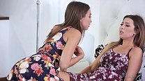 Riley Reid And Melissa Moore Hot StepSisters Thumbnail