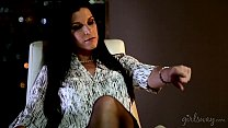 India Summer and her much younger slave