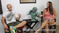 MILF Fucks Stepson in Fucking in the Therapist Office thumbnail