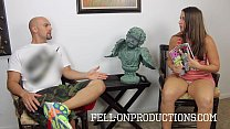 MILF Fucks Steps in Fucking in the Therapist Office - 9Club.Top
