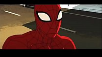Cumade and cumped Spider-Man [AMV]
