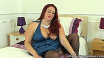 UK milf Sexy Scorpio will arouse you with her luscious body