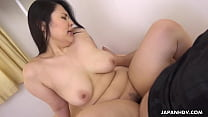 Japanese plumper, Shizuka  had sex, uncensored