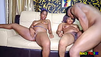 Caught my two step sisters making out, they beg...