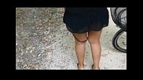 public nudity bicycle riding babe Preview