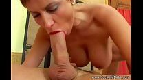 Short hair Blowjob From Europe porn image